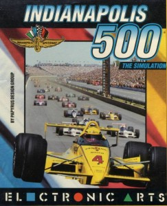 Indianapolis 500 - The Simulation_Front