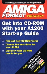 Amiga Format Get Into CR-ROM With Your A1200