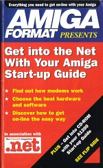 Amiga Format Get Into The Net With Your Amiga