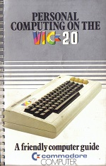 Commodore VIC-20 Computer Guide