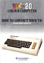 How to Connect Your VIC 20