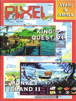 Pixelmania King's Quest VI-Monkey Island II